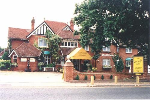 Quarterdeck Hotel in Poole, Dorset, South West England