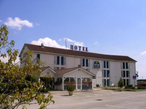 Kyriad Hotel Dijon Longvic Photo