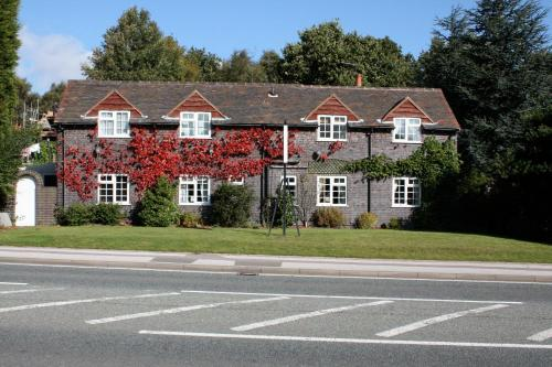 The Chestnuts Guest House in Atherstone, Warwickshire, Central England