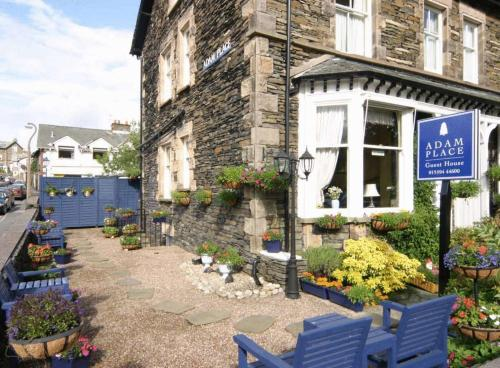 Adam Place Guest House in Windermere, Cumbria, North West England