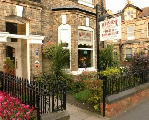 Acres Dene Guest House in York, North Yorkshire, North East England