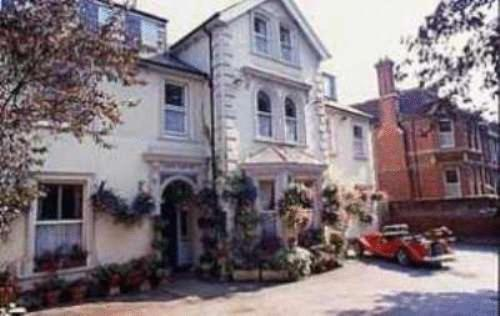 Anns House in Canterbury, Kent, South East England