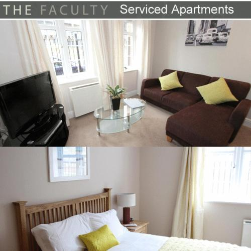 The Faculty Serviced Apartments in Reading, Berkshire, South East England