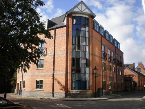 Lincoln City Apartments in Lincoln, Lincolnshire, East England