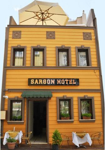 Sargon Hotel Sultanahmet Photo