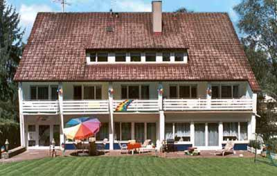 reservation Knigsfeld im Schwarzwald lodging Gstehaus Regenbogen