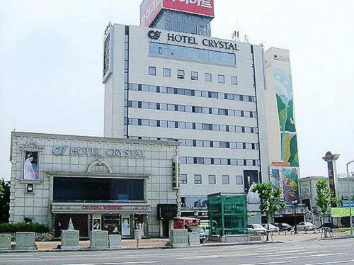 Hotel Crystal Daegu Photo