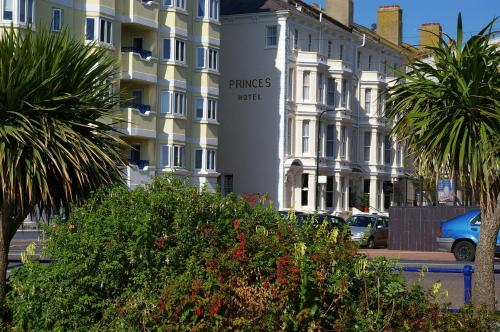 Princes Hotel in Eastbourne, East Sussex, South East England