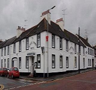The Kings Arms Hotel in Castle Douglas, Dumfries and Galloway, South West Scotland