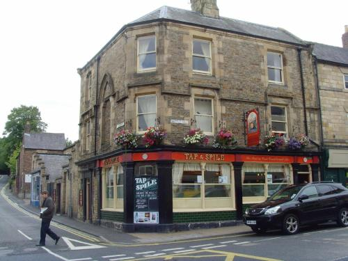 Tap And Spile B&B in Hexham, Northumberland, North East England