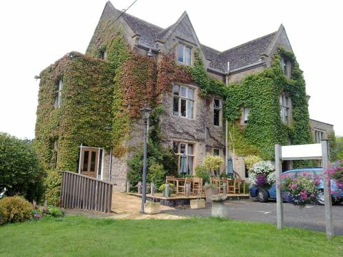 Fosse Manor Hotel in Stow on the Wold, Gloucestershire, South West England