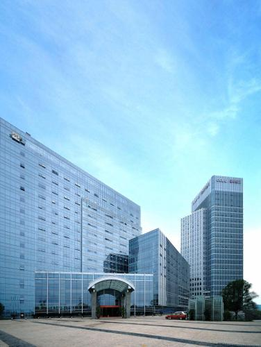Grand Metropark Hotel Chongqing Photo