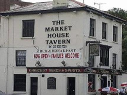 The Market House Tavern in Portsmouth, Hampshire, South East England