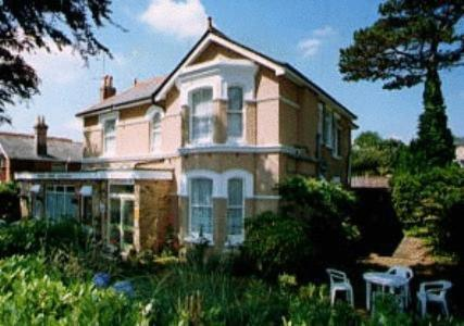 Mount House in Shanklin, Isle of Wight, South East England
