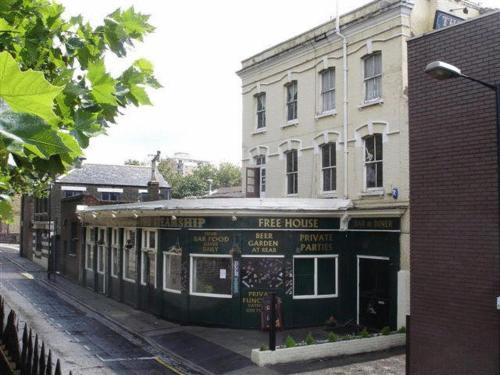 The Steamship in London, Greater London, South East England