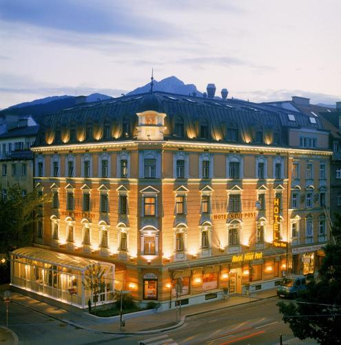 BEST WESTERN Hotel Neue Post Photo
