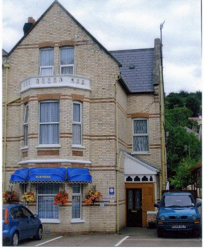 Burnside Guest House in Ilfracombe, Devon, South West England