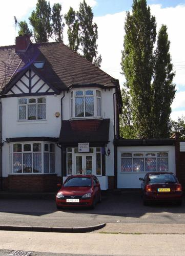 Central Guest House in Marston Green, West Midlands, Central England