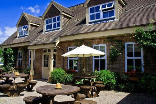 Woodfalls Inn in Landford, Wiltshire, South West England