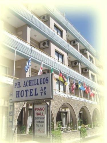 Achilleos Hotel Apt Photo