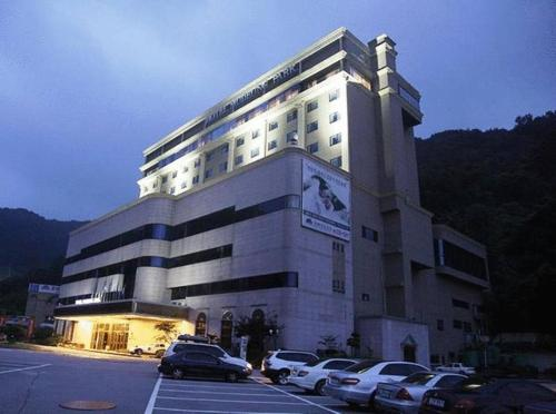 Hotel Mudeung Park Gwangju Photo