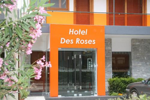 Hotel Des Roses Photo