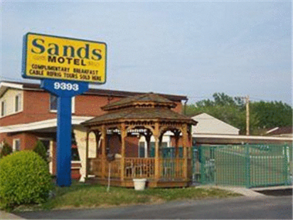 Sands Motel Niagara Falls Photo