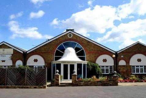 The Rivenhall Hotel in Coggleshall, Essex, East England