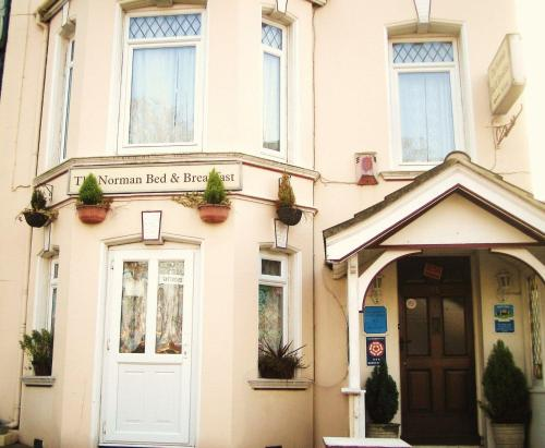 The Norman Guest House in Dover, Kent, South East England