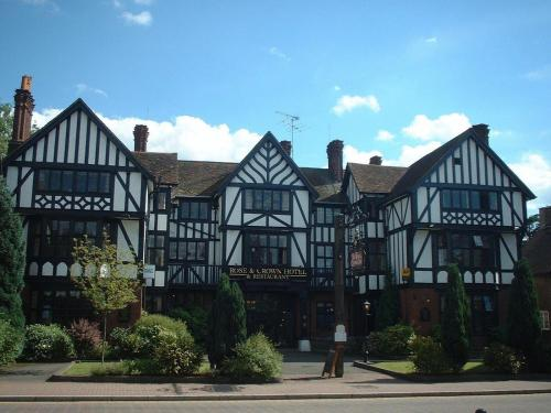 Rose & Crown Hotel in Tring, Hertfordshire, Central England