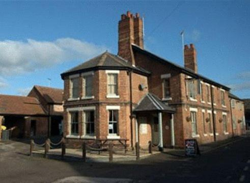 Unicorn Inn in Asby-de-la-Zouch, Leicestershire, Central England