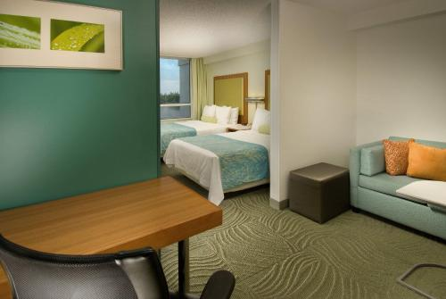 SpringHill Suites Miami Airport South Photo