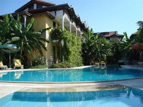 Dalyan Centralpark Hotel Photo