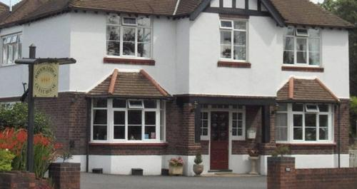 Brook Lodge, Silver Award Guest House in Stratford-upon-Avon, Stratford-upon-Avon, Central England