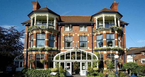 Regency Hotel in Leicester, Leicestershire, Central England