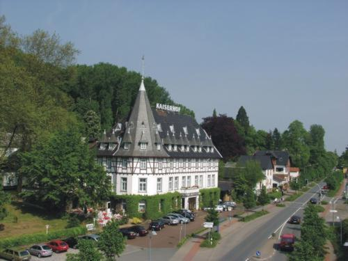 Hotel Der Kaiserhof Photo