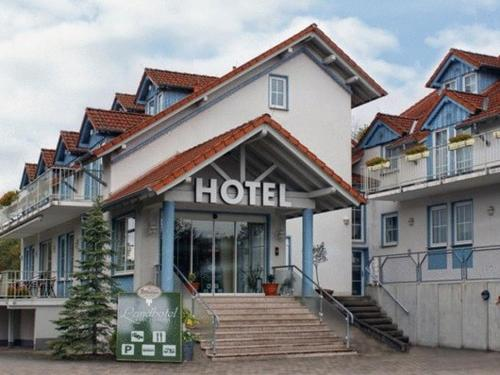 landhotel kirchheim low rates no booking fees. Black Bedroom Furniture Sets. Home Design Ideas