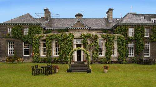 Ellersly House Hotel in Edinburgh, Edinburgh, Borders Scotland