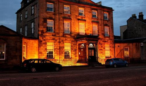 The Tontine Hotel in Greenock, Ayrshire, South West Scotland