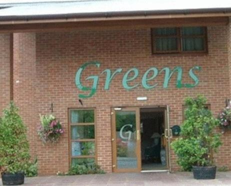 Greens Hotel in Milton Keynes, Buckinghamshire, Central England