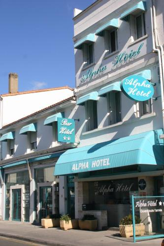 Alpha hotel royan low rates no booking fees for Hotels royan
