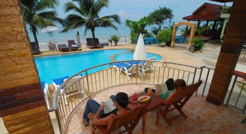 Lanta Paradise Beach Resort Photo