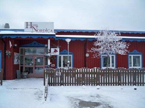 Hotel Nordica Strömsund Photo