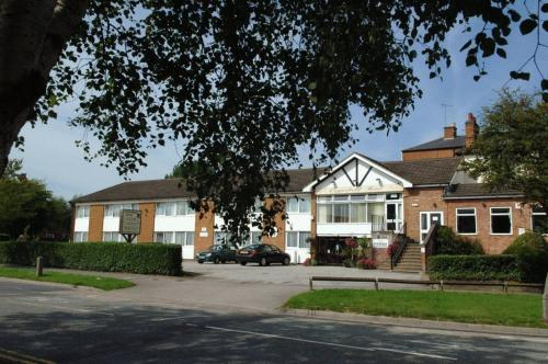 Copperfield Hotel in Market Harborough, Leicestershire, Central England