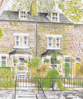 Riverside Walk Guest House in York, North Yorkshire, North East England