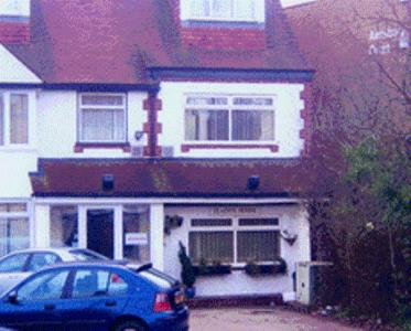 Elmdon Guest House in Birmingham, West Midlands, Central England