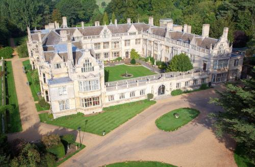 Rushton Hall Hotel and Spa in Rothwell, Northamptonshire, Central England