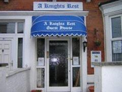 A Knights Rest Guesthouse in Weymouth, Dorset, South West England