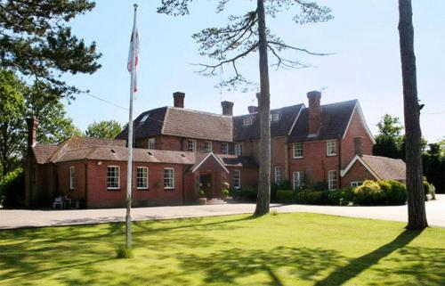 Ifield Court Hotel in Crawley, West Sussex, South East England