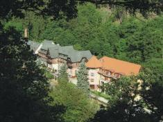 Hotel Habichtstein Alexisbad Photo
